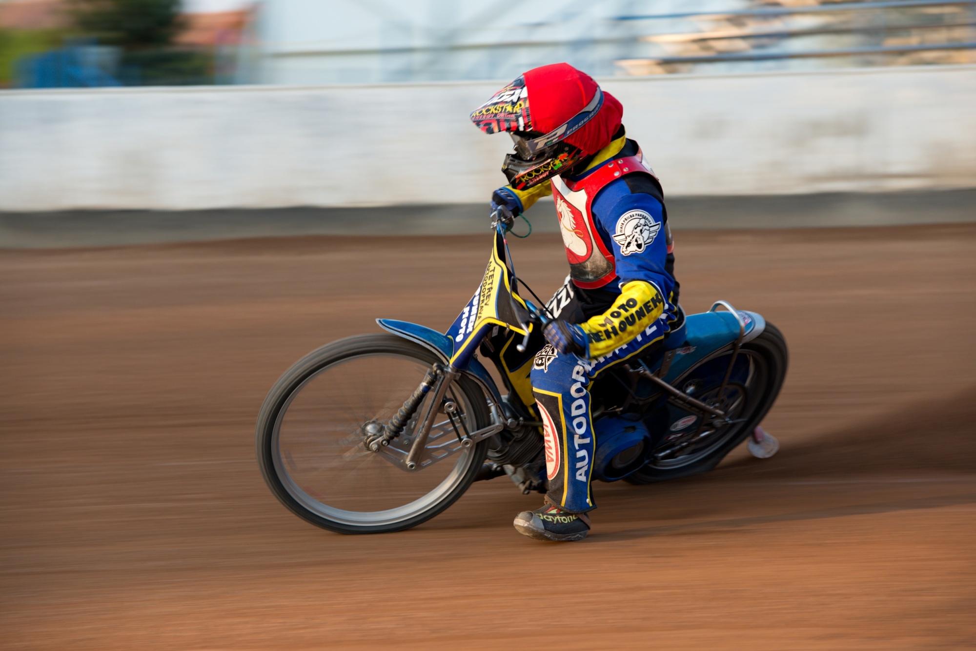 Josef Novák, jezdec, závodník, motocyklista